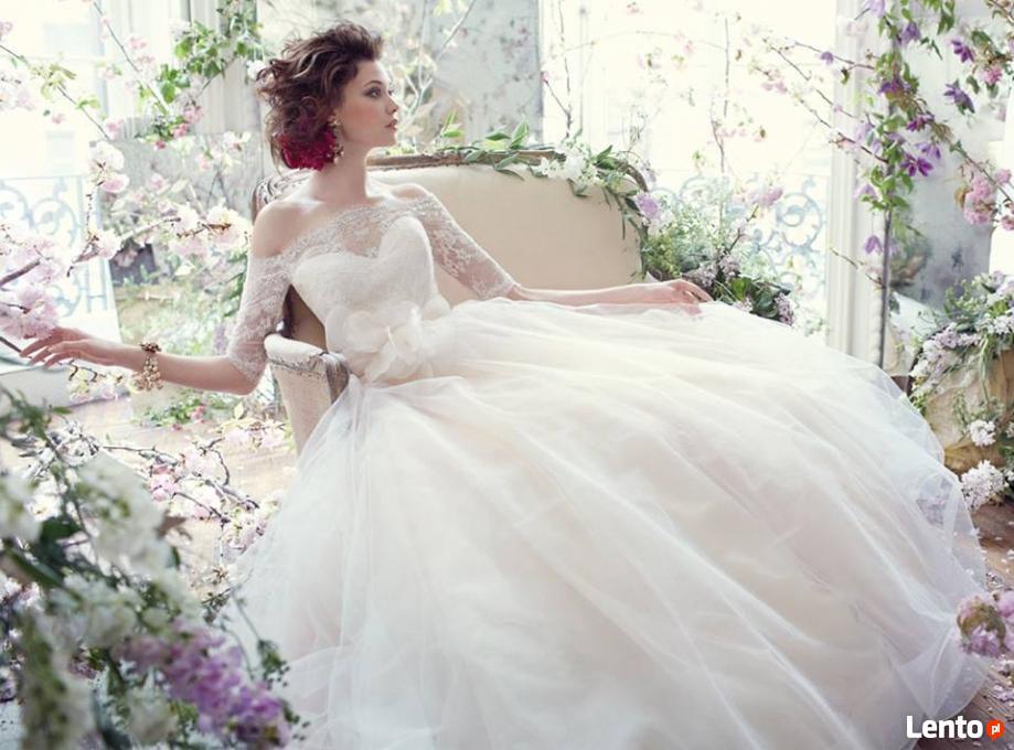 ea0760b153 ... 2 Salon Mody Ślubnej Renia suknie ślubne wypożyczalnia - 3