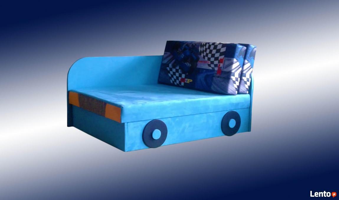łóżko Dzieciece Tapczanik Rozkładane Z Pojemnikiem Olsztyn