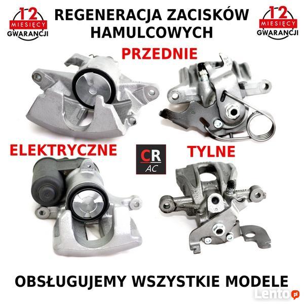 Modish REGENERACJA zacisków hamulcowych - różne modele GW12m Gliwice FG02