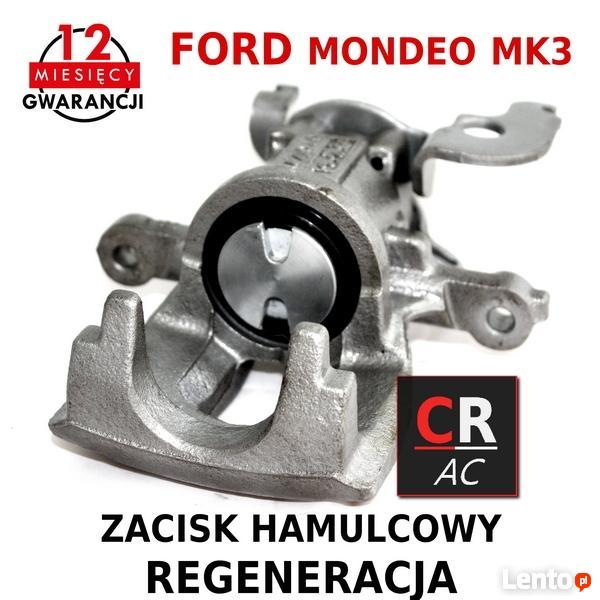 Inteligentny Zacisk hamulcowy tylny FORD Mondeo Mk3 GW12m Gliwice VI12