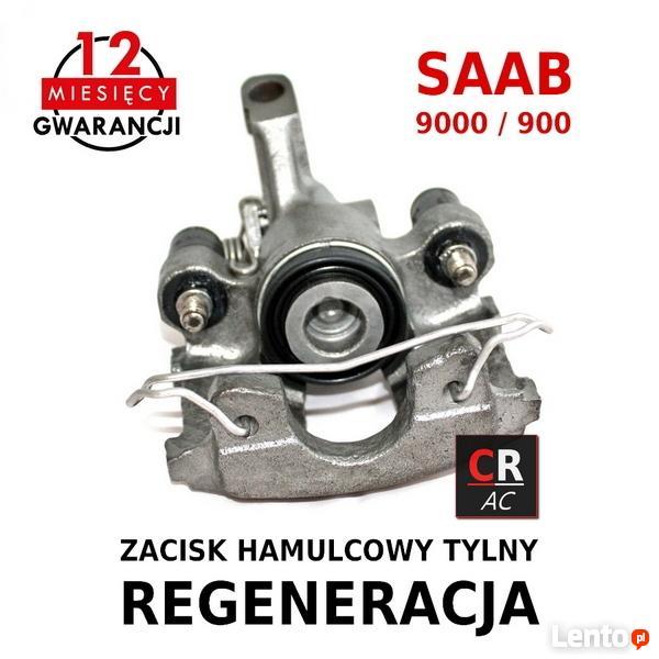 Bardzo dobra Zacisk hamulcowy tylny SAAB 9000, 900 REGENERACJA Gliwice FB74