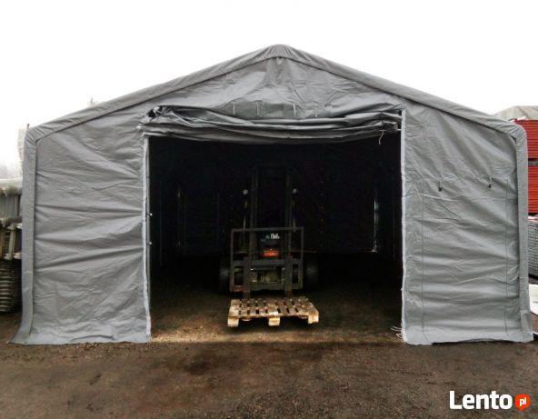 Bardzo dobryFantastyczny HALA NAMIOTOWA 8x54x3 m przemysłowa garaż namiot magazynowy Kraków OS64