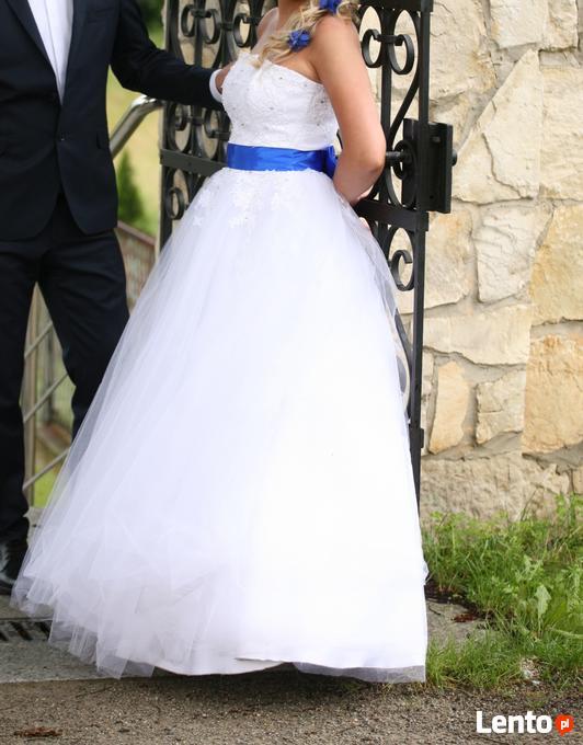 Suknia ślubna Biała Sosnowiec
