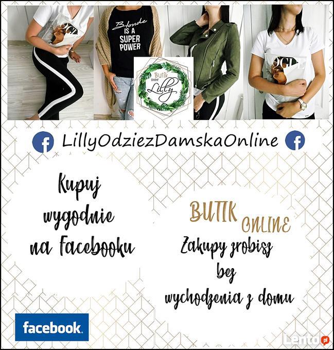 b80bc9ebe9 Lilly odzież damska Online Jabłonowo Pomorskie