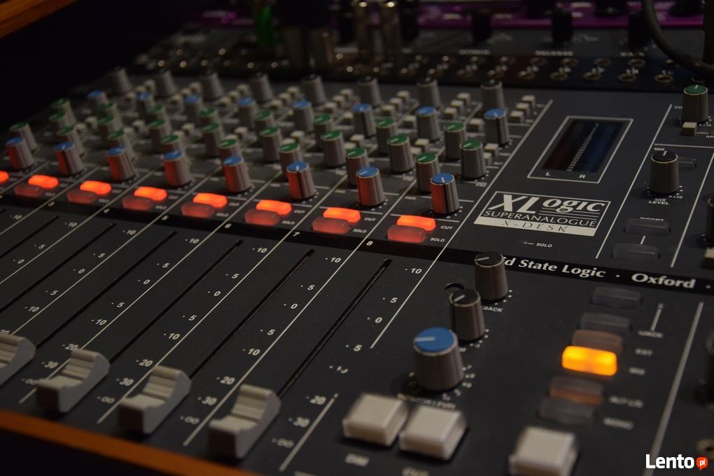 Nawiążę współpracę branża muzyczna studio nagrań Warszawa
