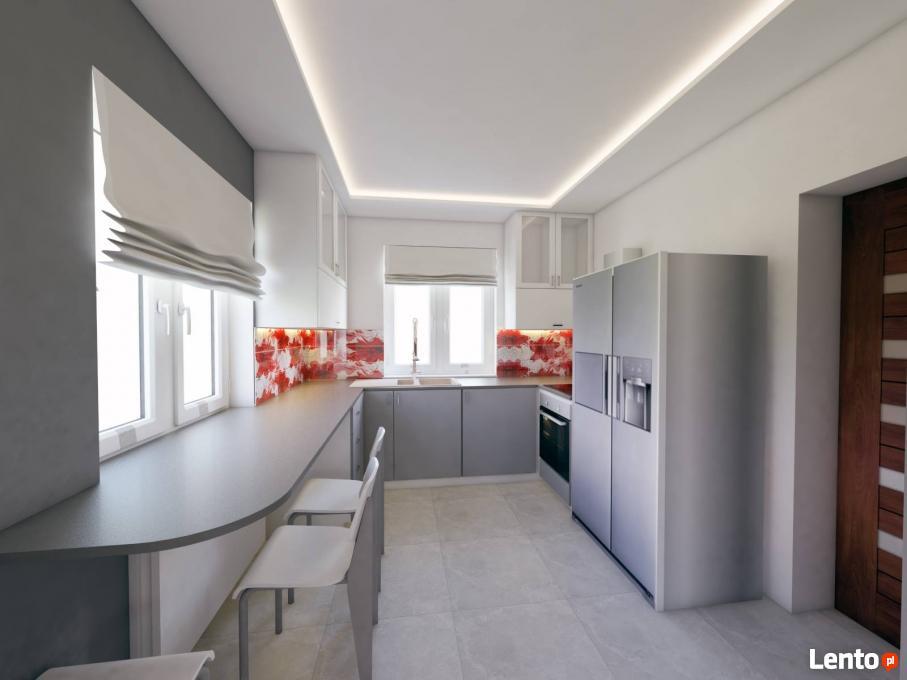 Kuchnie na wymiar, wizualizacja oraz projekt kuchni