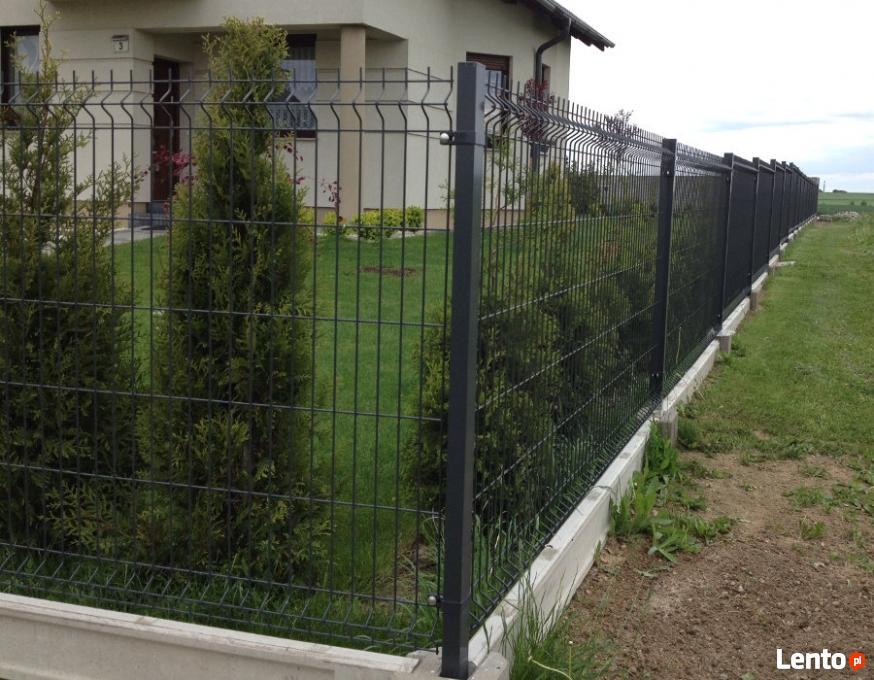 Wspaniały Ogrodzenia Lubliniec – panele ogrodzeniowe, montaż w cenie Lubliniec MF78