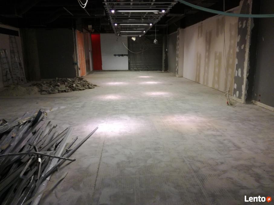 Frezowanie Szlifowanie Polerowanie Betonu Usuwanie Kleju Katowice