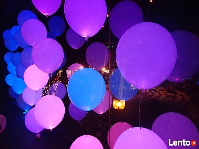 Balony Z Helem Balony Ledowe Hel Urodziny Dekoracja Dowóz Konin