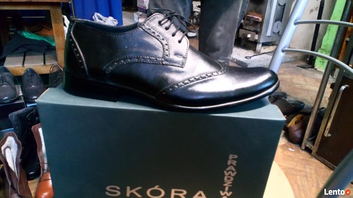 784b9b7a Regionalne oraz Eleganckie buty męskie!!! 100% skóry Nowy Sącz