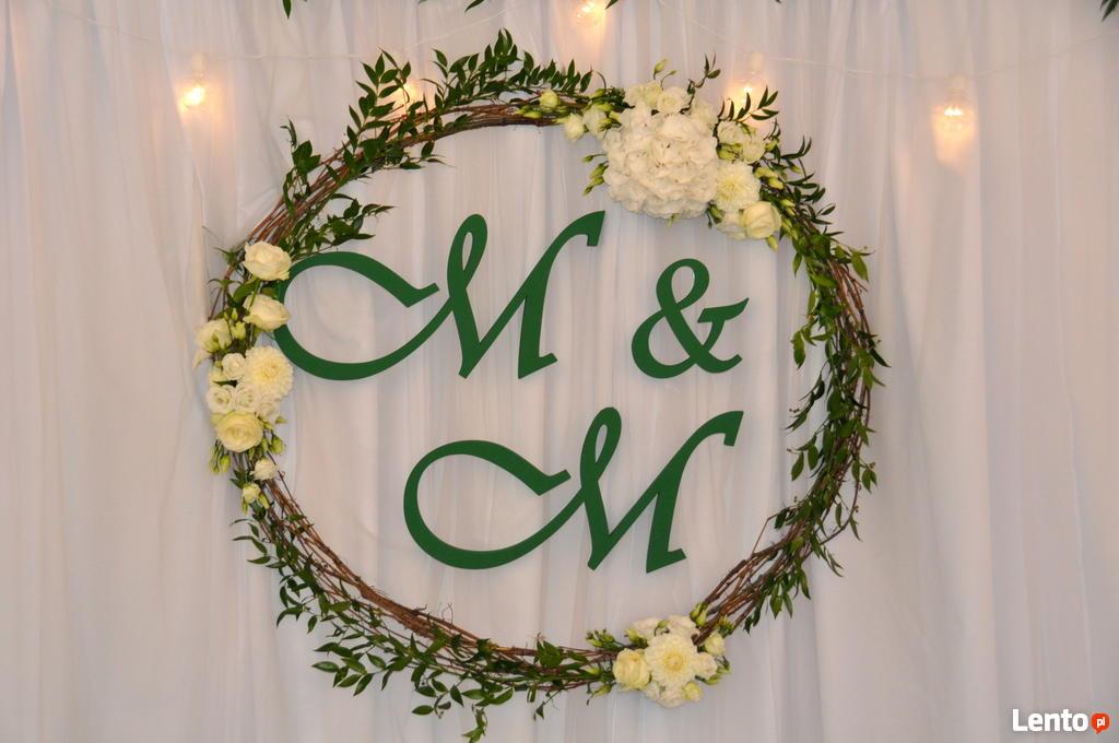 Dekoracje ślubne Dekorowanie Sal Kościołów Wałbrzych