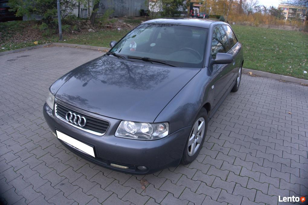 Archiwalne Audi A3 8L 2001 1,9 TDI Wałbrzych
