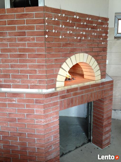 Unikalne piec opalany drewnem zdun piec chlebowy do pizzy zduństwo Warszawa JO31