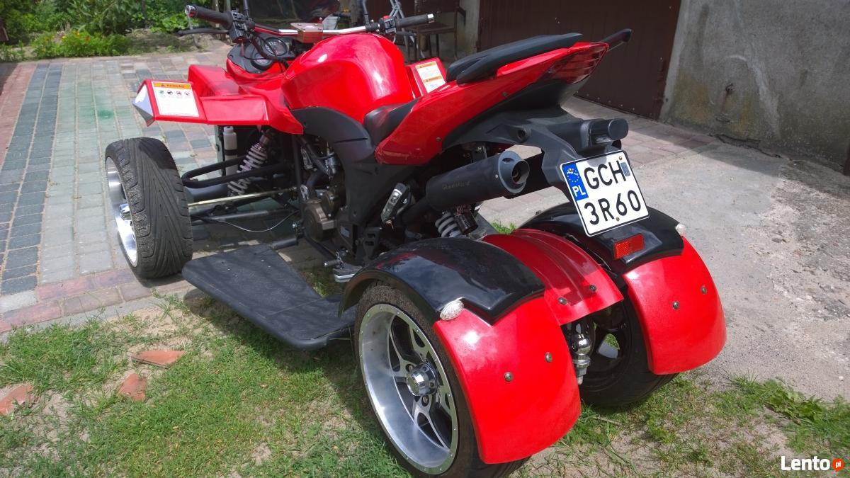 Quad Jinyi Motor