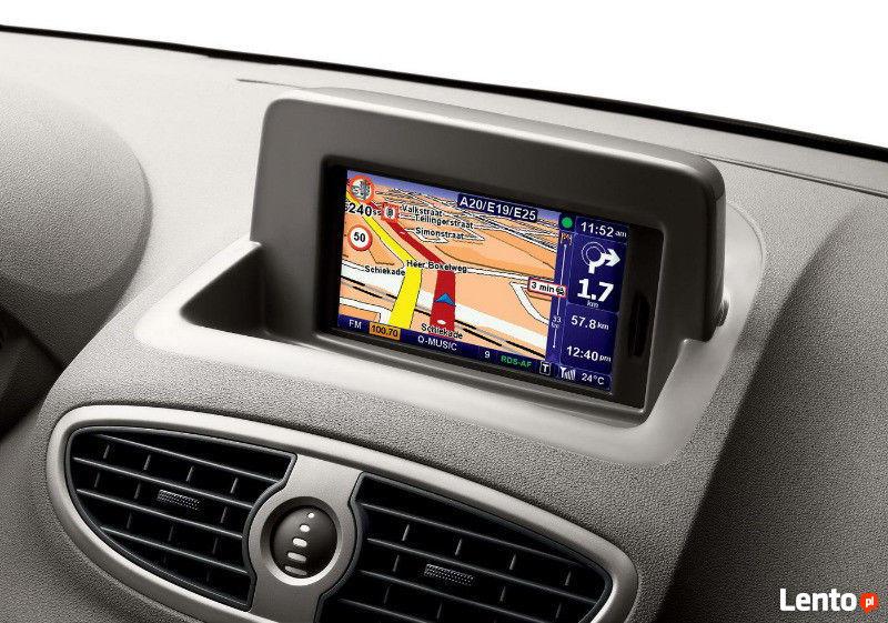 Dacia Renault MediaNav Evolution Carminat Wgrywanie Map GPS