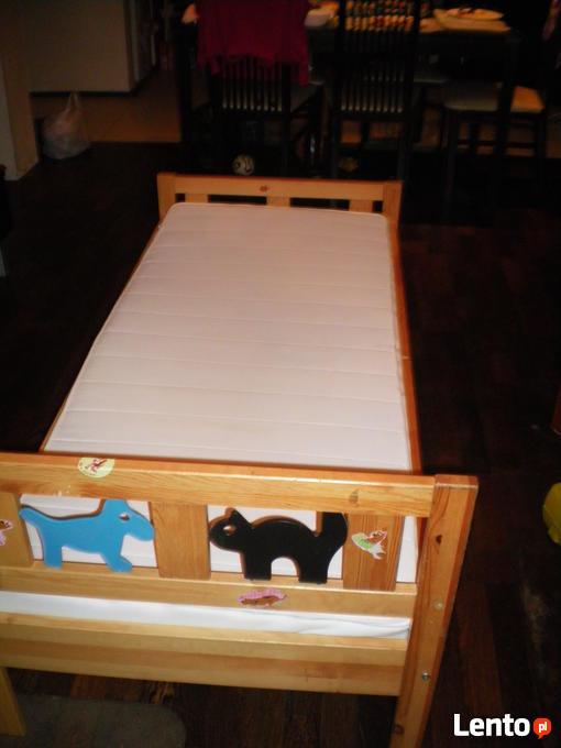 Sprzedam łóżko Dziecięce Ikea Józefów