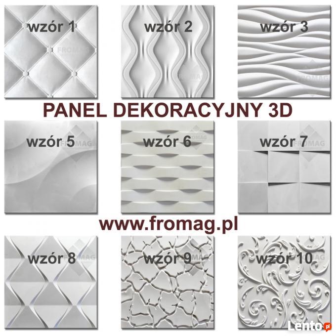 Płytki Marokańskie ścienne Mozaika 3d Panel Dekoracyjny Gips Bydgoszcz