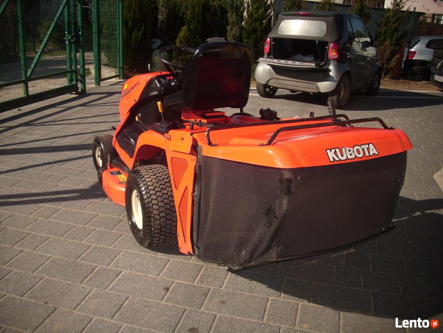 archiwalne kubota gr 1600 ii traktorek kosiarka jantar. Black Bedroom Furniture Sets. Home Design Ideas