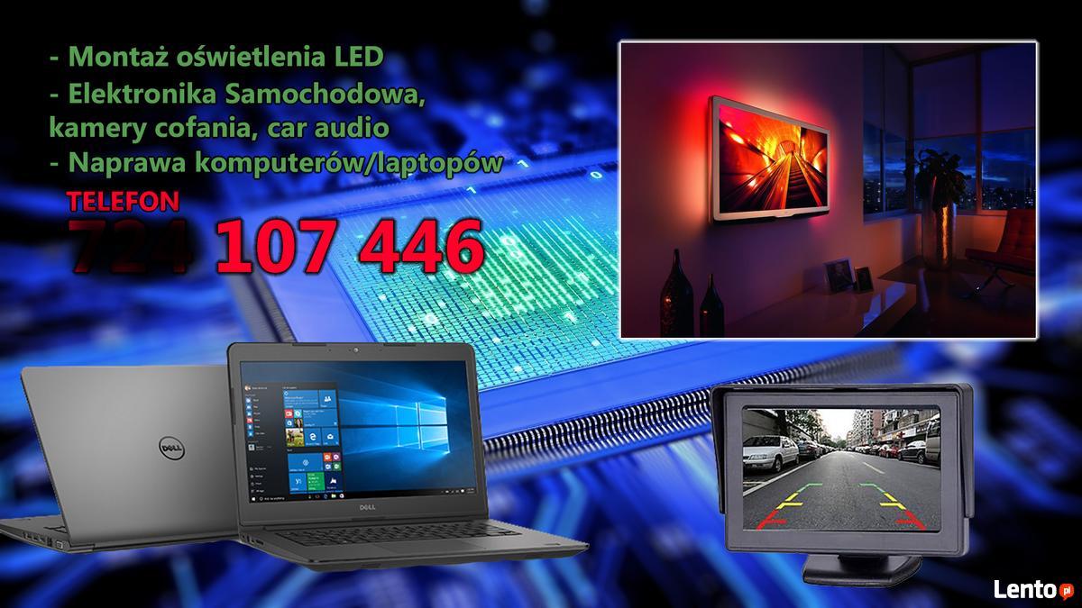 Archiwalne Serwis Komputer Car Audio Kamery Cofania