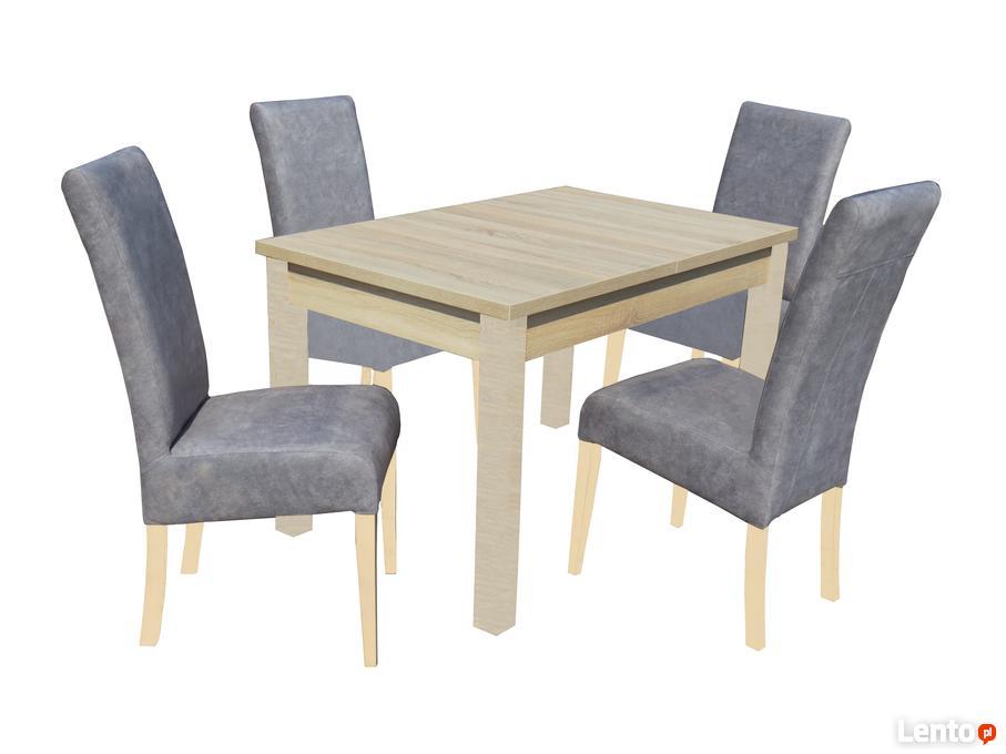 Stół Davidof I 4 Krzesła Rimini Elbląg