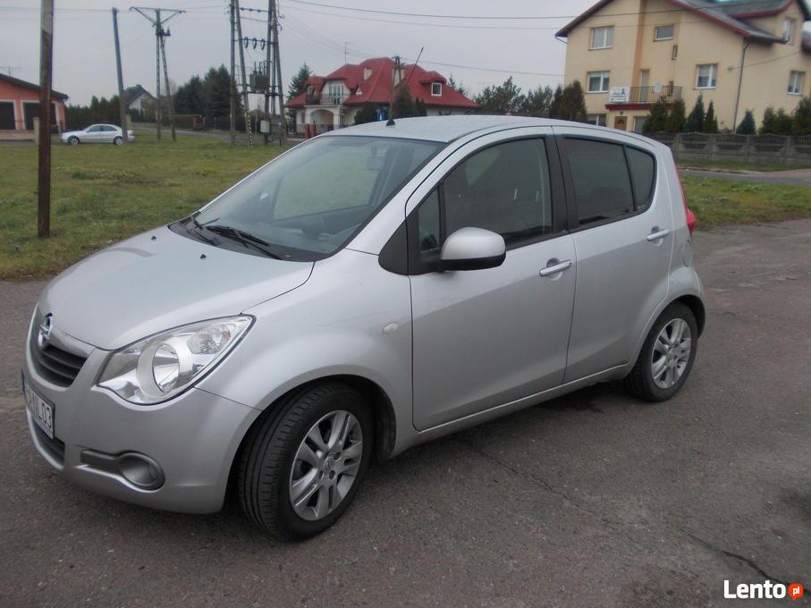 Opel Agila Pabianice