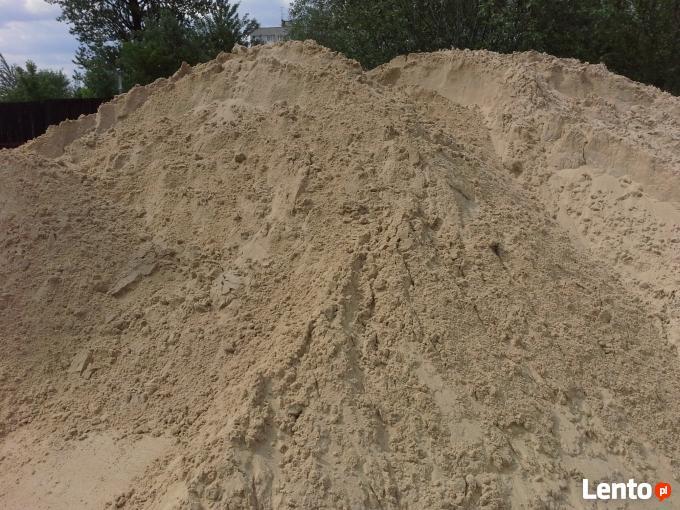 Wszystkie nowe Archiwalne piasek do murowania i tynkowania czysty przesiewany Będzin AS82