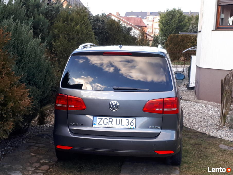 sprzedam vw touran 2 0 tdi 140 km panoramadach gryfino. Black Bedroom Furniture Sets. Home Design Ideas