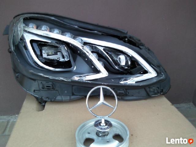 Reflektor Mercedes Benz W212 Lift Full Led Lublin