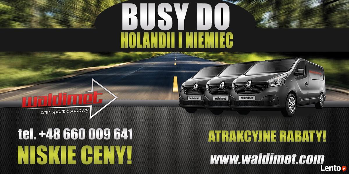 Przewoznicy Niemcy Polska Busy