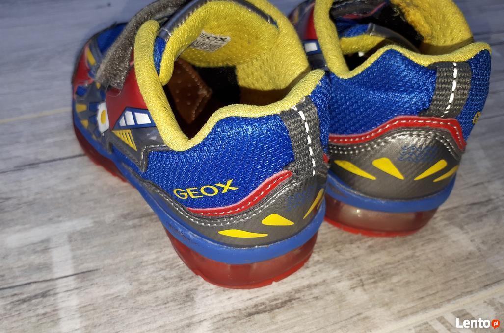 eb3bdb09 ... Świecące buty sportowe GEOX rozmiar 22 dla chłopca - 4 ...