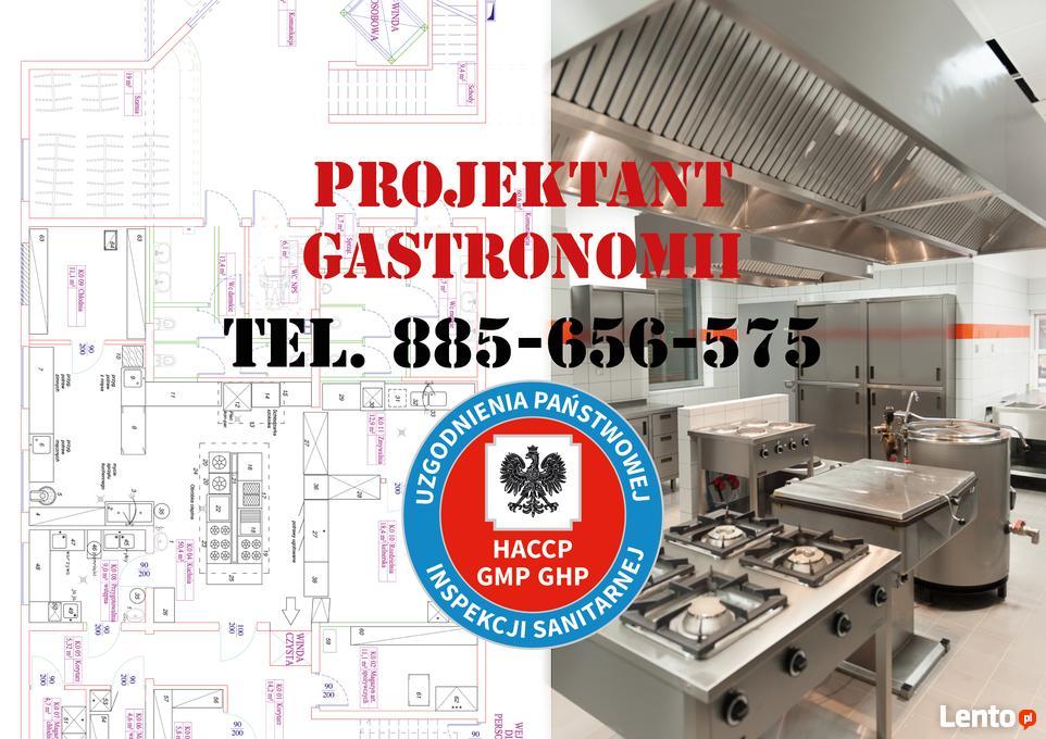 Projekt Technologiczny Technologii Kuchni Baru Restauracji H