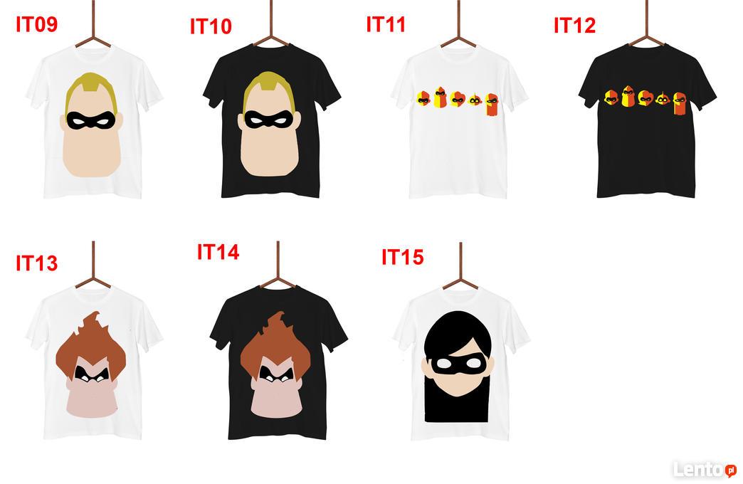 0a3faed8f ... T-shirt Iniemamocni | Męska | Koszulka | The Incredibles - 2