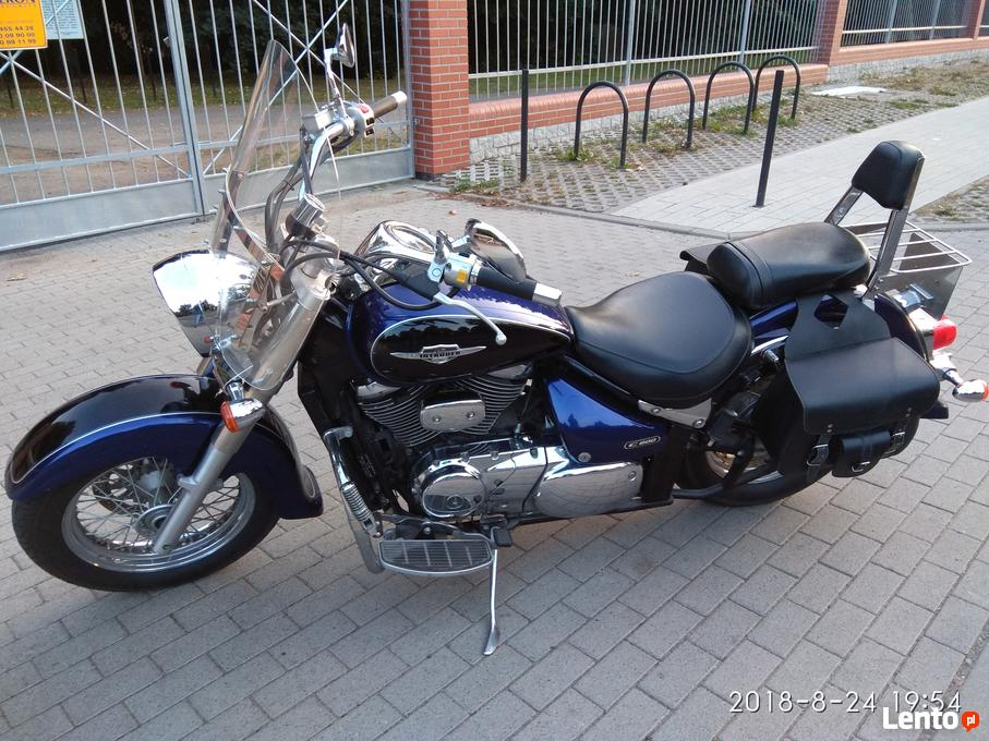 Suzuki VL 800 Volusia / Boulevard C50 , motocykle używane