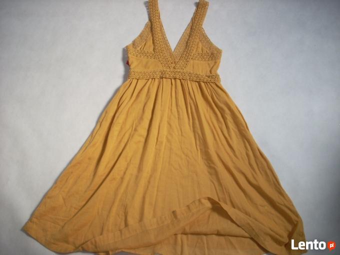 e30ed8c252 H M sukienka długa Haft Koronka 42 44 Nowa Nowy Sącz
