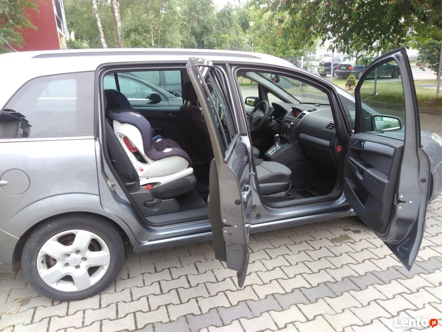 opel zafira b 1 9 cdti automat 2006 lublin. Black Bedroom Furniture Sets. Home Design Ideas