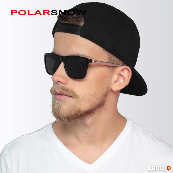 Męskie Okulary POLARSNOW Polarized UV400 Kraków