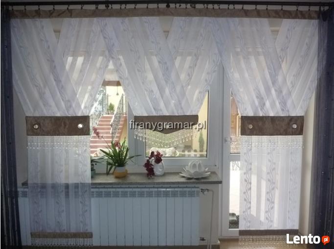Nowoczesne Firany Na Okna Balkonowe Allegro 0425
