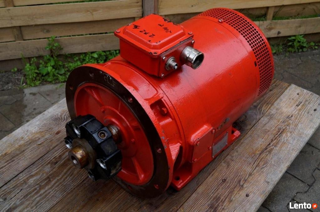 Rewelacyjny PRĄDNICA GENERATOR AGREGAT Prądotwórczy 40 45KW 50KVA 400V Opalenica YM25