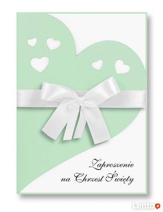 Zaproszenia ślubne Na ślub 18 Urodziny Chrzest Urodzinowe Warszawa