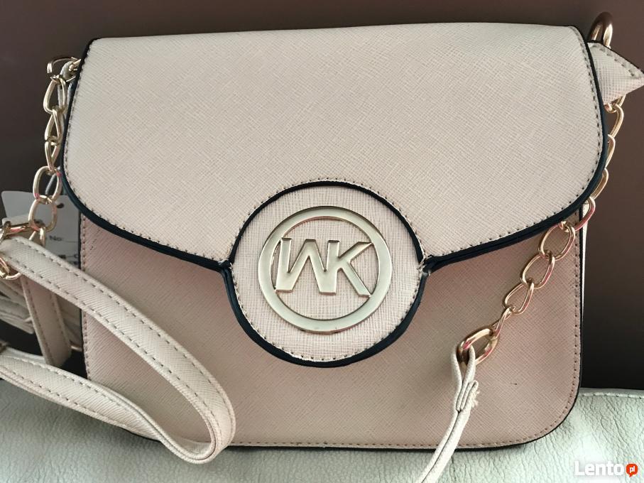 1fdd4ab13e553 ... Mała torebka MK listonoszka Michael Kors Nowa - 7 ...
