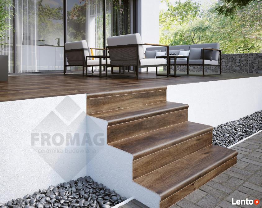 Stopień Płytka Schodowa Stopnica 120cm Mattina Marrone Sabia Legnica