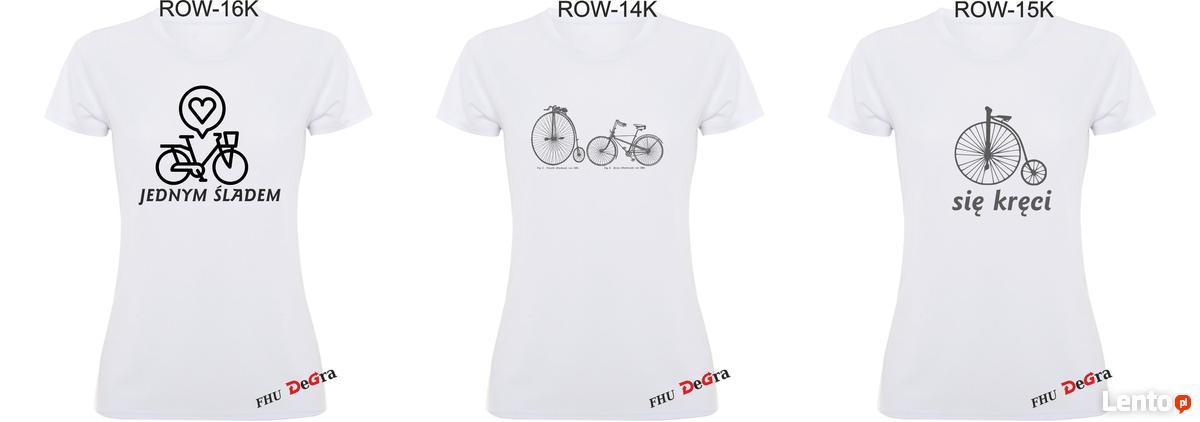 Koszulka termiczna oddychająca Damska na Rower Częstochowa