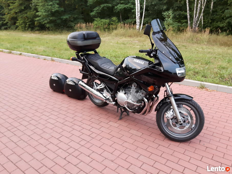Yamaha XJ 900 S Diversion 900 cm³ 2003 - Forssa