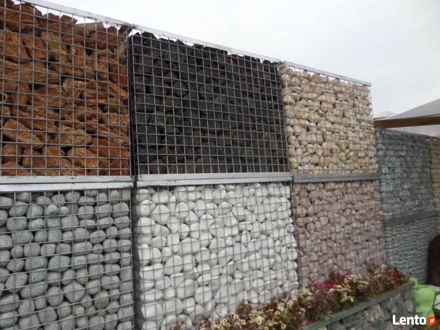 Bardzo dobry Kamień do gabionów WAPIEŃ JASNY 90-150 Bełk CQ32