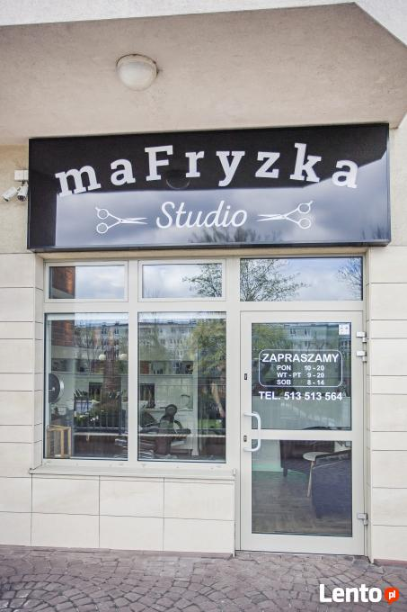 Salon Fryzjerski Mafryzka Zatrudni Fryzjerafryzjerkę Warszawa