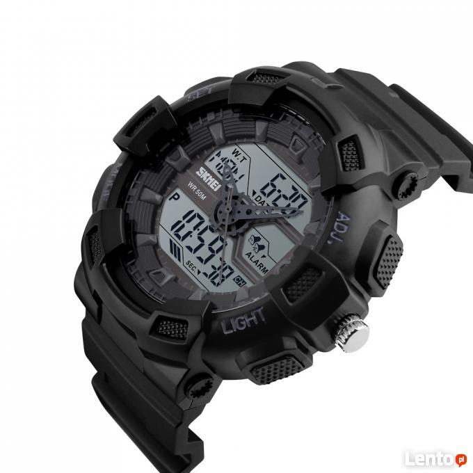 35608174cc9c68 ... Męski zegarek wodoodporny S-SHOCK super wytrzymały 5 kolorów - 2 ...