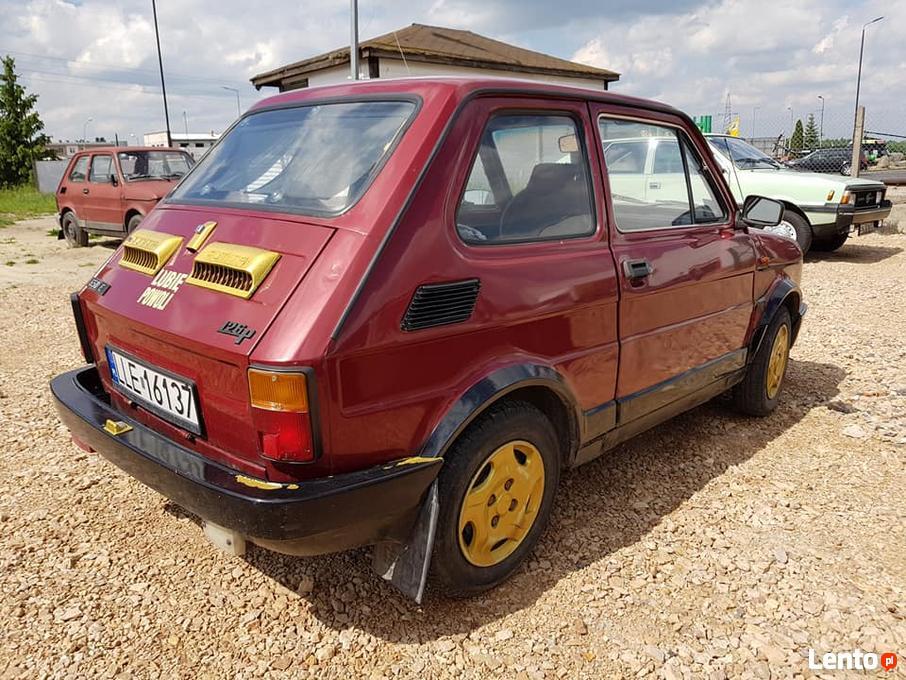 Bardzo dobry FIAT 126p Biała Podlaska TO52