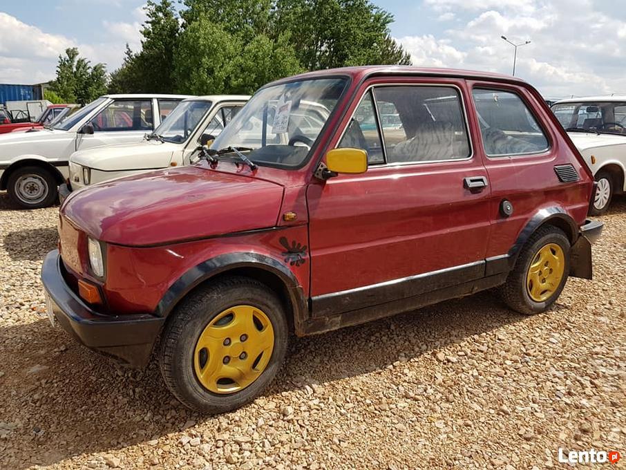 Bardzo dobra FIAT 126p Biała Podlaska CM11