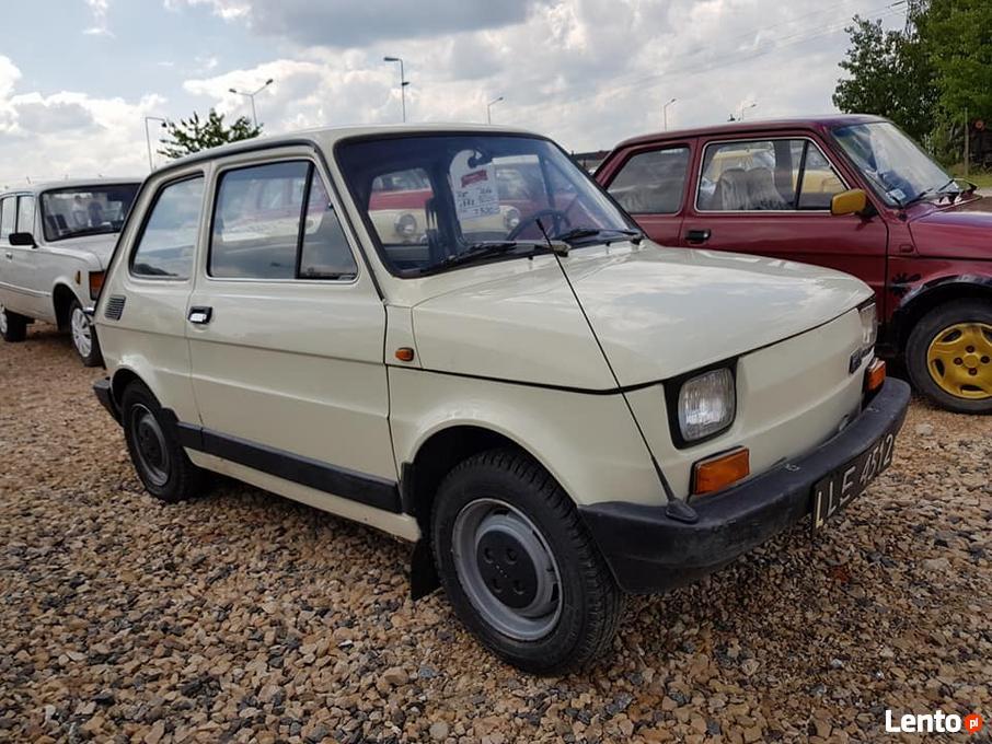 Wspaniały FIAT 126p Biała Podlaska TT79