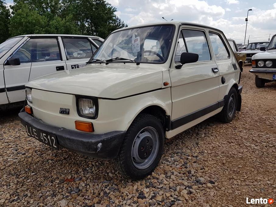 Wybitny FIAT 126p Biała Podlaska QB19